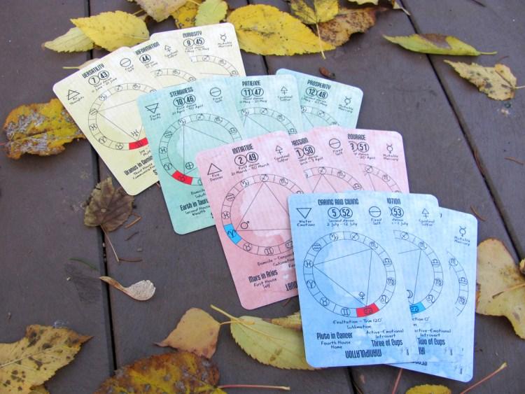 Unified Esoteric Tarot deck