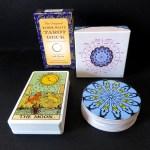 Tarot of Cyclicity 18 The Moon