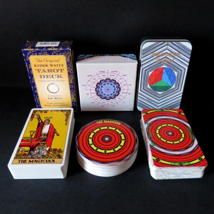 Tarot of Cyclicity, The Magician