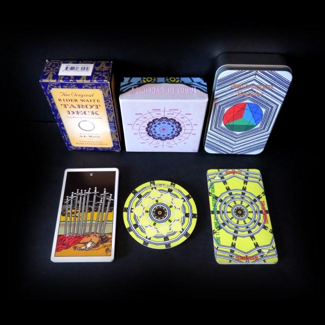 Tarot of Cyclicity Ten of Swords