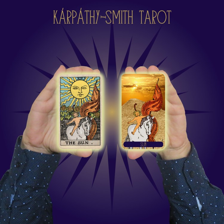 Karpathy-Smith Tarot Sun