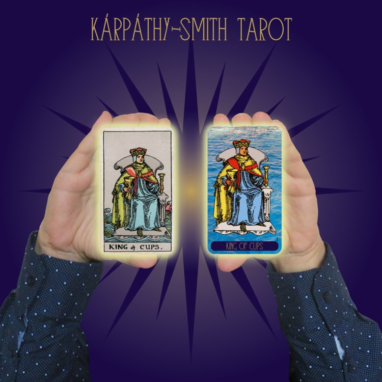 Karpathy-Smith Tarot King of Cups