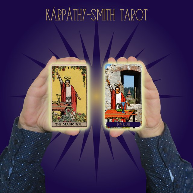Karpathy-Smith Tarot The Magician