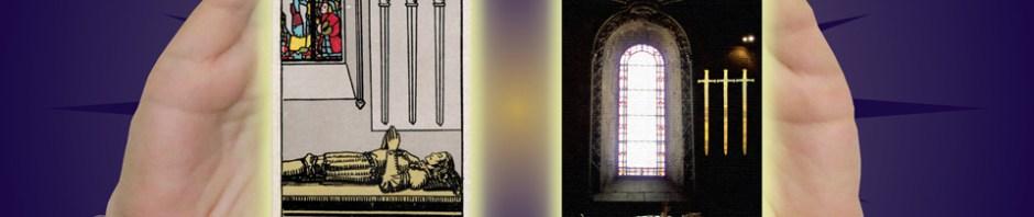Karpathy-Smith Tarot Four of Swords