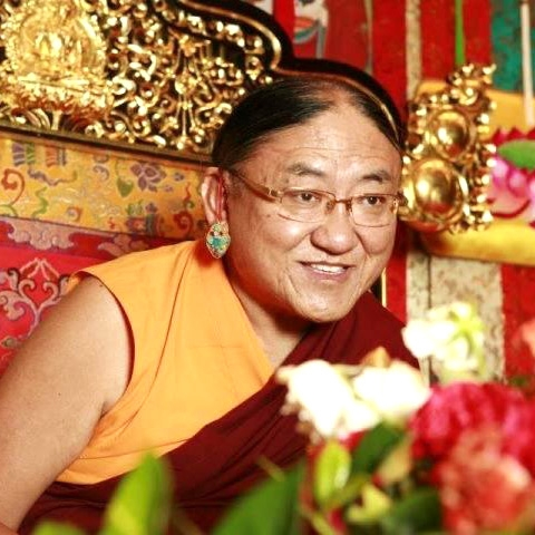 His Holiness Sakya Trizin