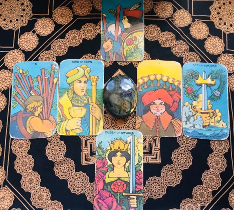 Evolution Path Tarot Readings