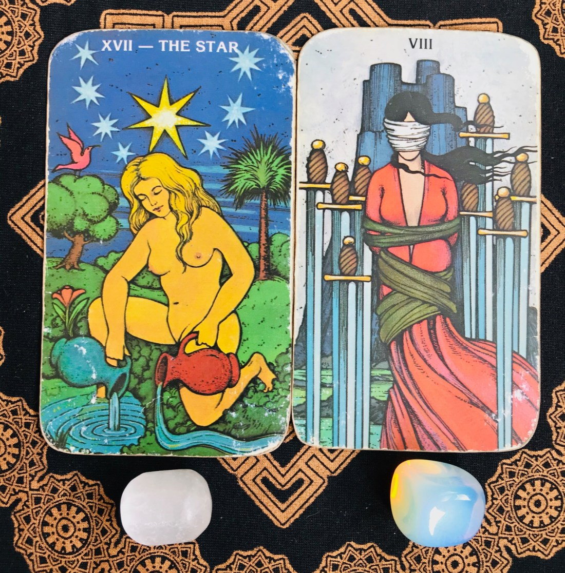 Tarot reading for April 6th 2020, be yourself.