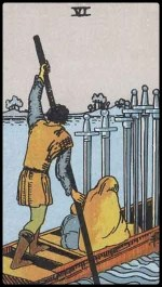 6 of swords - August 2014 Forecast