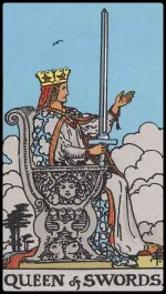 queen of swords - February 2015 Forecast