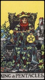 king of pentacles - January 2015 Forecast