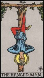 the hanged man - May 2015 Tarotscope