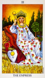 the empress - July 2015 Tarotscope