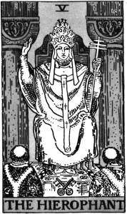 the hierophant1 - The_Hierophant