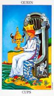 queen of cups - February Wellness Forecast