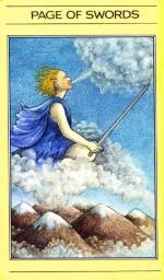 pageofswords - April 2016 Tarotscope