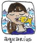 aquarius - April 2017 Taroscope