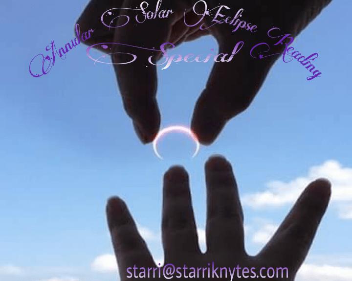 #7 Annular #Solar Eclipse Readings