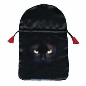 Мешочек для карт Lo Scarabeo Черный Кот - Black Cat