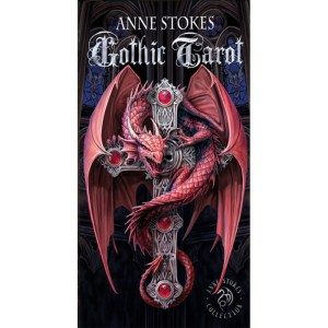 Готическое Таро Анны Стокс — Anne Stokes Gothic Tarot