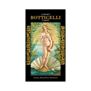Золотое Таро Боттичелли — Golden Botticelli Tarot