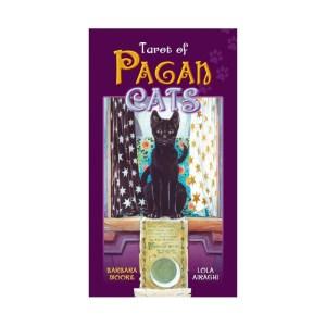 Таро Языческих Кошек — Tarot of Pagan Cats