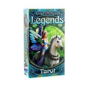 Таро Легенд Анны Стокс — Legends Tarot Anne Stokes