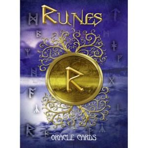 Оракул Руны — Runes Oracle Cards