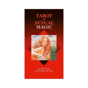 Таро Магия Наслаждений — Tarot of Sexual Magic