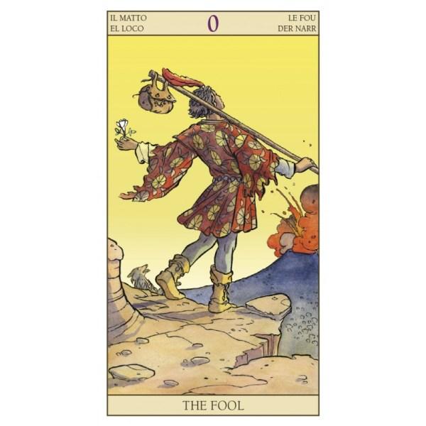 Таро Нового Видения (Нью Вижн) — Tarot of the New Vision