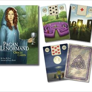 Языческого Оракула Ленорман — Pagan Lenormand Oracle Cards