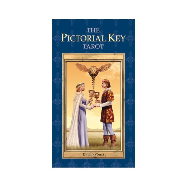 Таро Универсальный Ключ — Pictorial Key Tarot