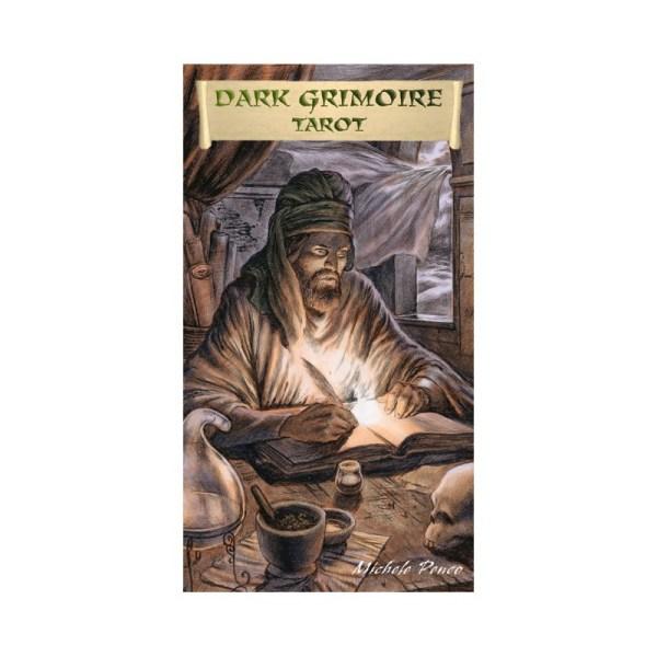 Таро Черный Гримуар — Dark Grimoire Tarot