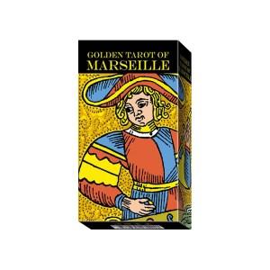 Golden Tarot of Marseille — Золотое Марсельское Таро