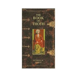 Таро Гранд Эттейла — Book of Thoth. Etteilla Tarot