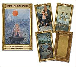 Таро Импрессионистов — Impressionist Tarot