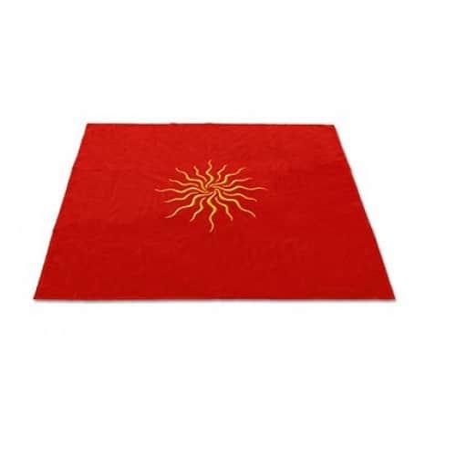 Скатерть для раскладывания карт Lo Scarabeo Солнце – Sun