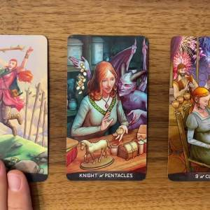 Celebrate yourself and how far you've come! 15 May 2021 Your Daily Tarot Reading with Gregory Scott
