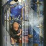legacy of the divine tarot 7 of swords thumbnail