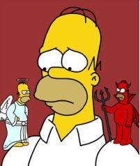 Homer Understands.