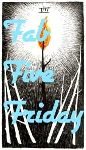 Fab Five Friday – November 13th, 2015