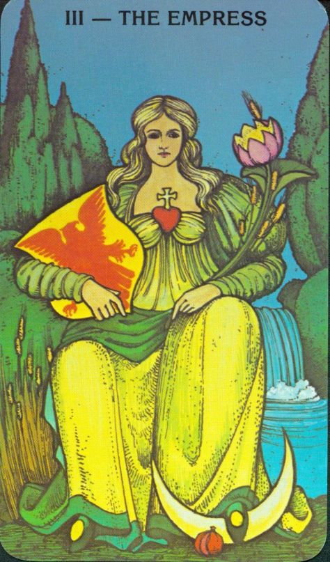 the-empress-morgan-greer-tarot