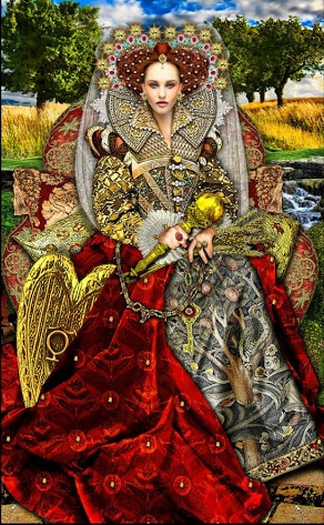3-The-Empress - Tarot Illuminati