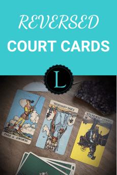 Reversed Court Cards