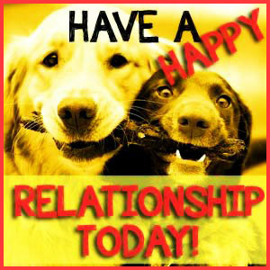 Have a happy relationship today