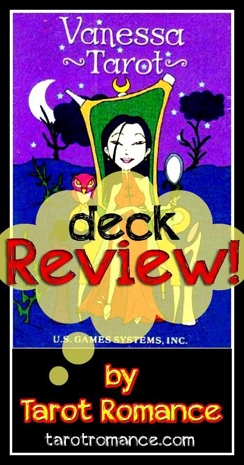 Vanessa Tarot Deck Review