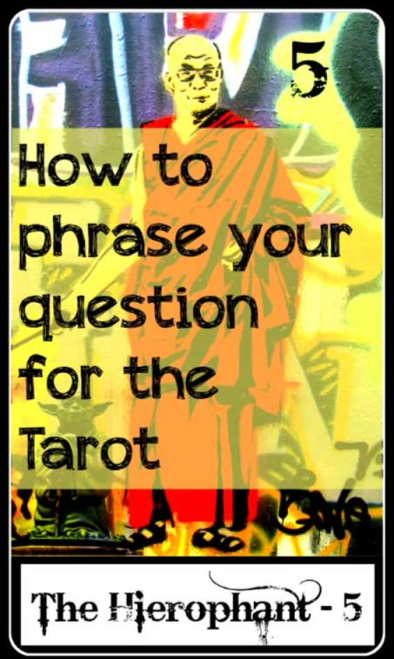 What's the most important aspect of a Tarot Reading? The question! And if you want bang-on, uber-helpful answers to your questions, you need to be phrasing them right! Tarot Romance. #love #tarot #tarotquestions #tarotreadings #romance