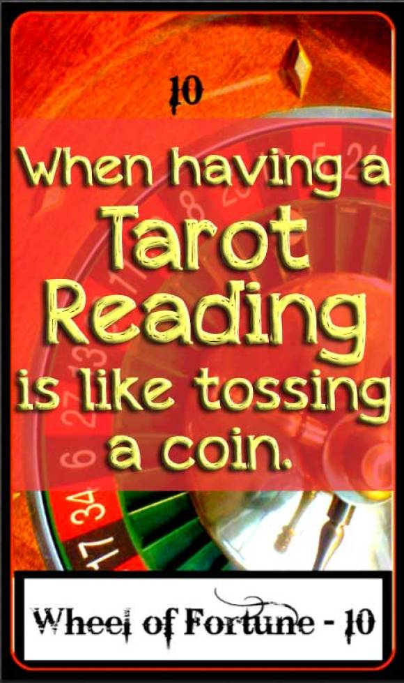 When Having a Tarot Reading is like Tossing a Coin! Let's say you have a difficult dilemma. And quite possibly, 'getting a Tarot reading' isn't the first thing on your mind. So instead, you opt for that age-old standby of 'tossing a coin'…. Tarot Romance. #tarot #tarotreadings #headsortails