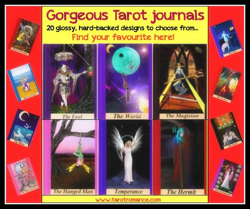 Tarot tools - Tarot Journals