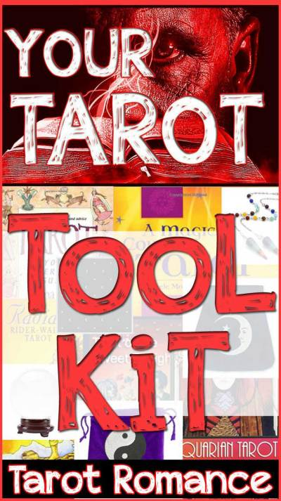 All your Tarot tools in one place!