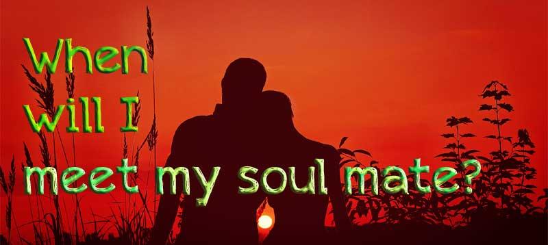 When will I meet my soul mate tarot spreads